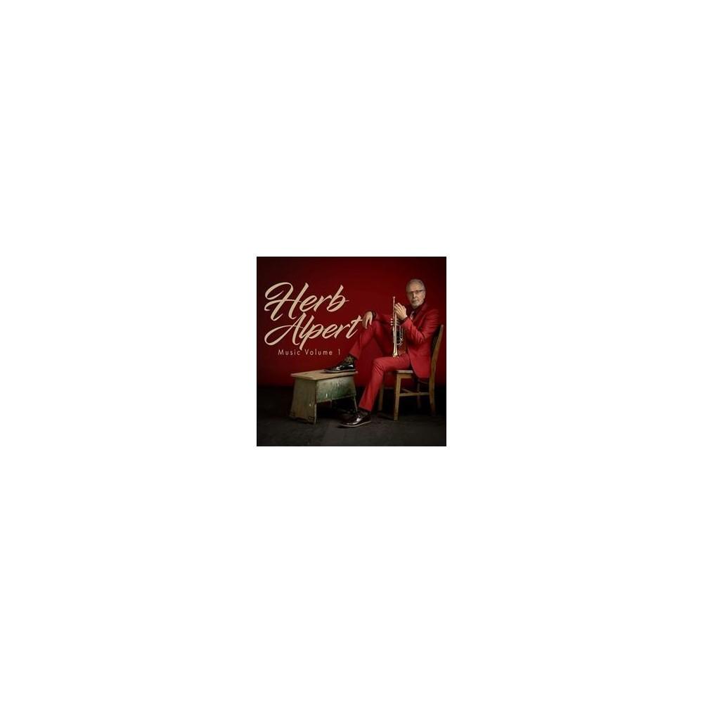 Herb Alpert - Music Vol 1 (CD)