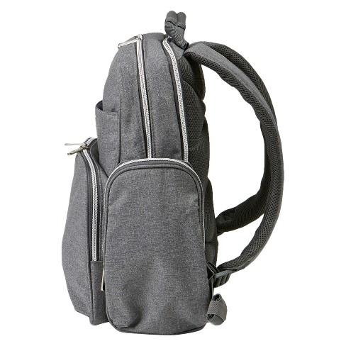 bbf19b6888b Ergobaby Anywhere I Go Backpack Diaper Bag - Gray   Target