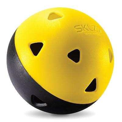 SKLZ Impact Softballs - Black/Yellow