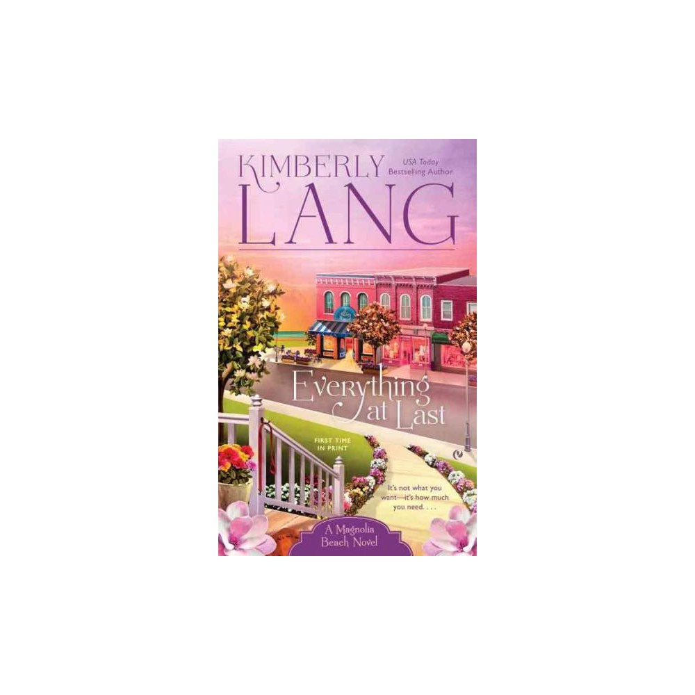 Everything at Last (Paperback) (Kimberly Lang)