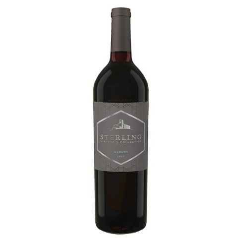Sterling® Vintner's Merlot - 750mL Bottle - image 1 of 1