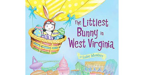 Littlest Bunny in West Virginia (Hardcover) (Lily Jacobs) - image 1 of 1