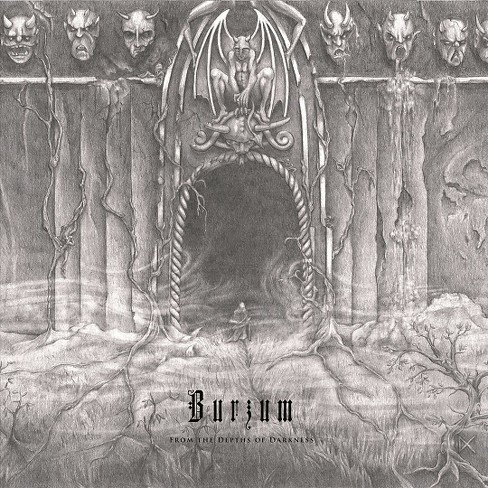 Burzum - From the depths of darkness (CD) - image 1 of 1