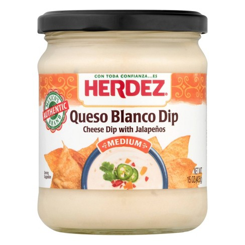 Herdez Queso Blanco Dip - 15oz - image 1 of 3