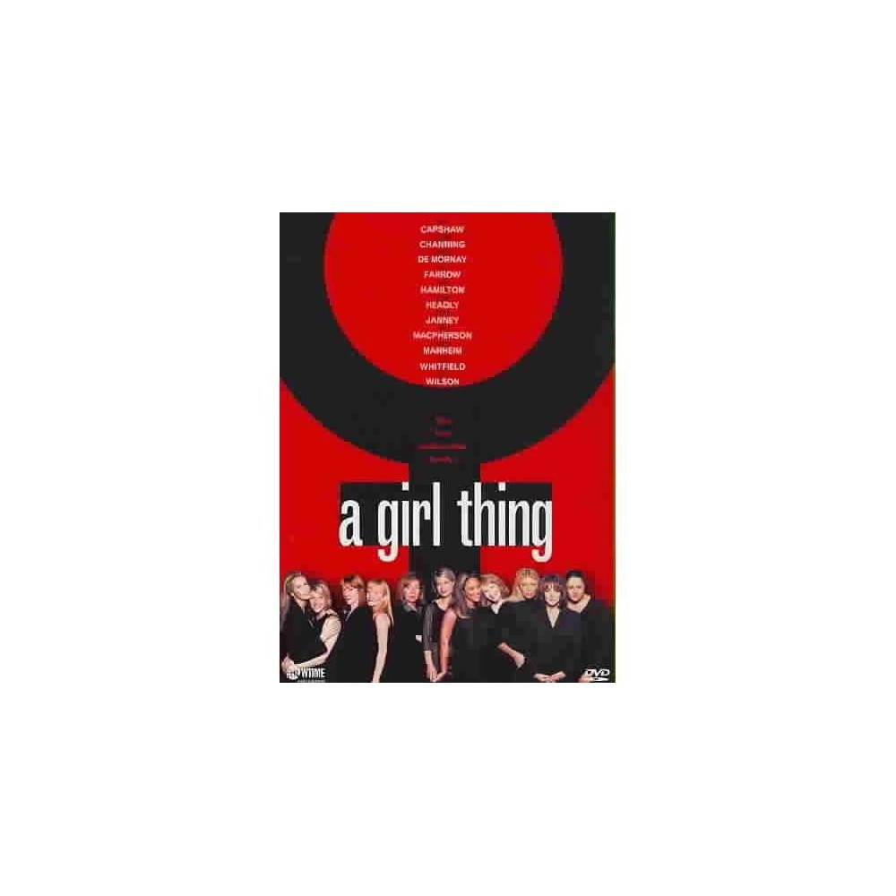 Girl Thing (Dvd), Movies