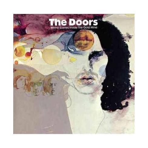 Doors (The) - Weird Scenes Inside The Goldmine (CD) - image 1 of 1