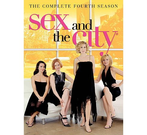 Sex And The City:Comp Ssn4 (DVD) - image 1 of 1