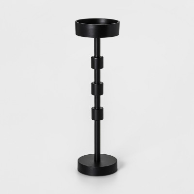 Candle Holder Large - Black - Project 62™