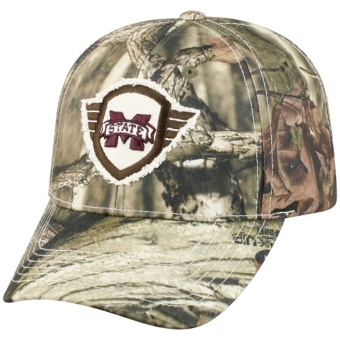 5a0d6ee3728 NCAA Men s Mississippi State Bulldogs Baseball Hat - Camo Wings   Target