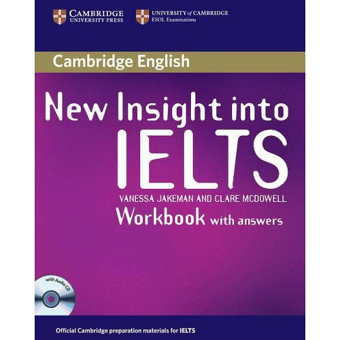 New Insight Into Ielts Workbook Pack - by  Vanessa Jakeman & Clare McDowell (Mixed media product) - image 1 of 1