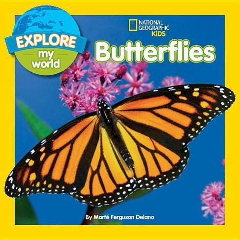 Explore My World Butterflies - by  Marfe Ferguson Delano (Paperback) - image 1 of 1