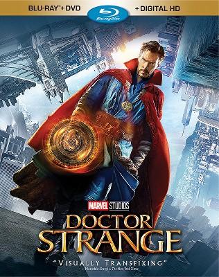 Marvel's Doctor Strange (Blu-ray + DVD + Digital)