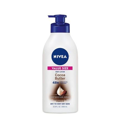 NIVEA Cocoa Butter Body Lotion - 33.8 fl oz - image 1 of 4