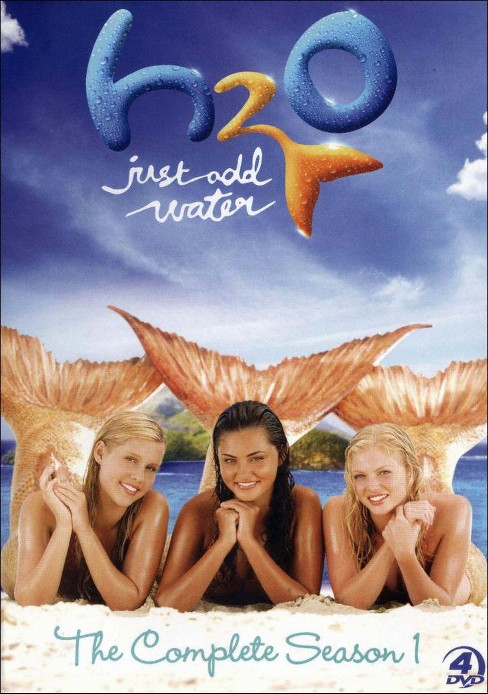 H2o:Just add water complete season 1 (DVD) - image 1 of 1
