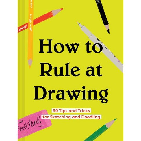 How to Rule at Drawing - (Hardcover) - image 1 of 1