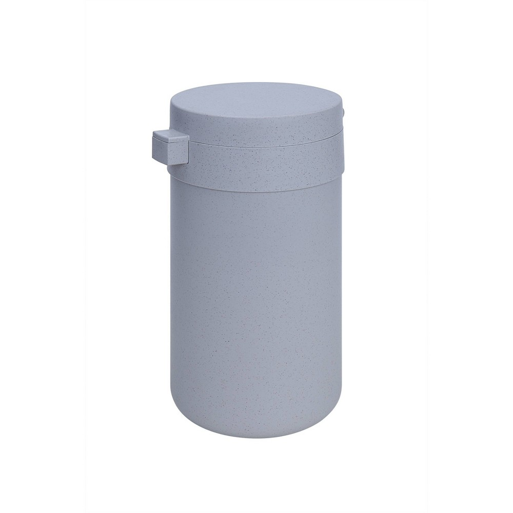 Bioplastics Disinfectant Canister Gray Enhome