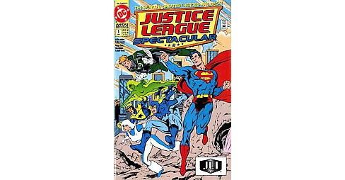 Superman and the Justice League America (Paperback) (Dan Jurgens & Ron Randall) - image 1 of 1