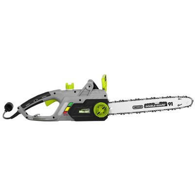 "16"" Corded Chainsaw - Earthwise"
