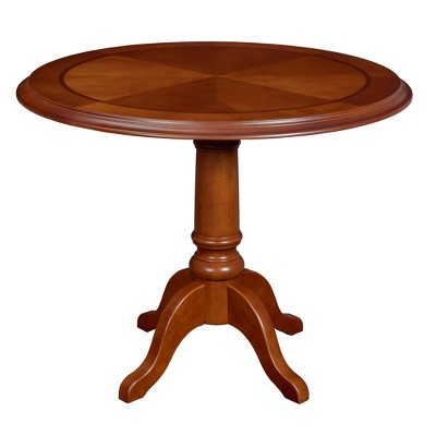 "42"" Prestige Round Dining Table Cherry - Regency"