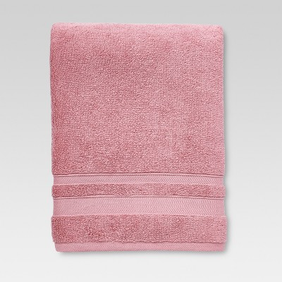 Performance Solid Bath Towel Coral Reef - Threshold™