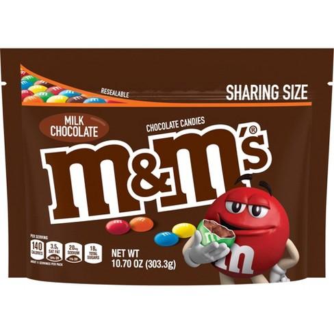 M&M's Milk Chocolate Candies - 10.7oz - Sharing Size - image 1 of 4