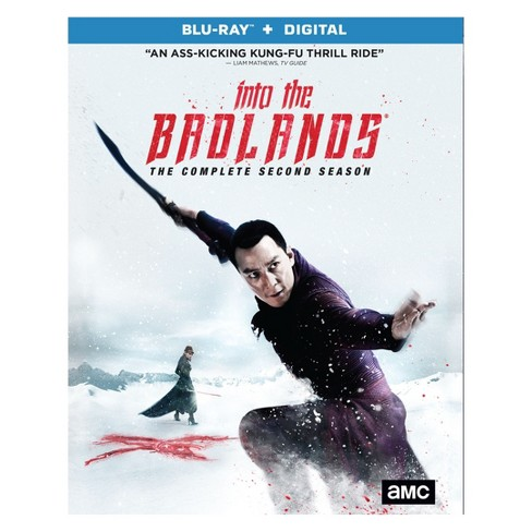 Into the Badlands: Season 2 (Blu-ray + Digital) - image 1 of 1
