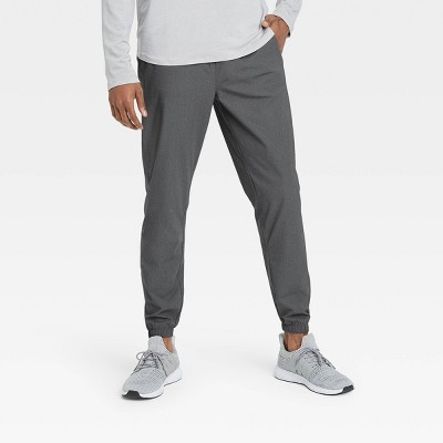 Men's Lightweight Run Pants - All in Motion™ Black XL