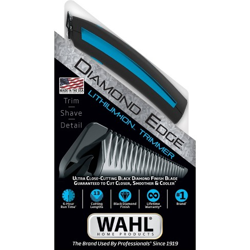 Wahl Diamond Edge Trimmer - image 1 of 4