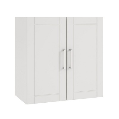 24  Welby Wall Cabinet White - Room & Joy