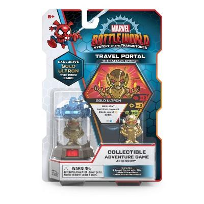 Marvel Battleworld Travel Portal (Carrying Case)