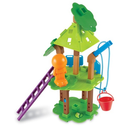 Learning Resources Tree House Engineering & Design Building Set - image 1 of 5