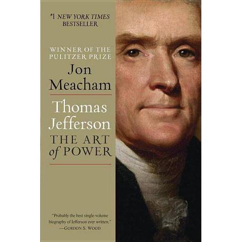 Thomas Jefferson (Reprint) (Paperback) by Jon Meacham - image 1 of 1