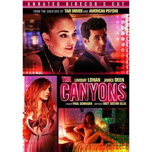 The Canyons (DVD) - image 1 of 1