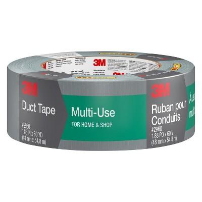 Scotch® Multi-Use Duct Tape, 1.88 in x 60 yd