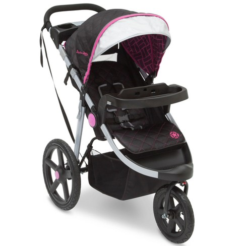 Jeep Adventure All Terrain Jogger Stroller Berry Tracks Target