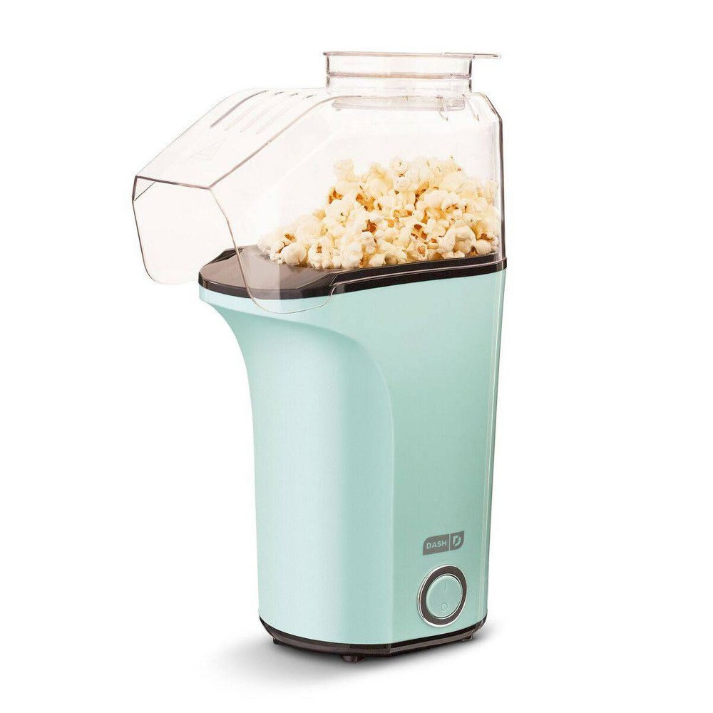 Dash 16 Cup Electric Popcorn Maker Aqua Buy