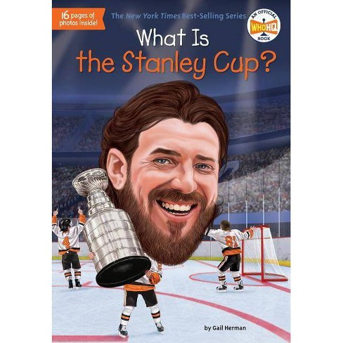 What Is the Stanley Cup? -  (What Was...?) by Gail Herman (Paperback) - image 1 of 1