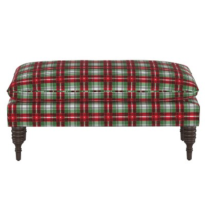 Judy Pillowtop Bench - Cloth & Company