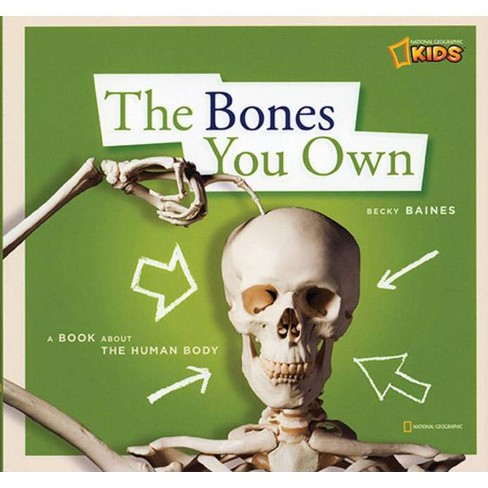 Zigzag: The Bones You Own - (Zigzag Books) by  Becky Baines (Hardcover) - image 1 of 1