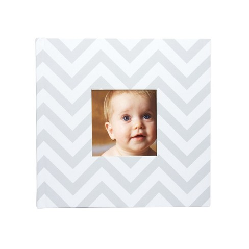 Pearhead Chevron Photo and Scrapbook Album - image 1 of 4