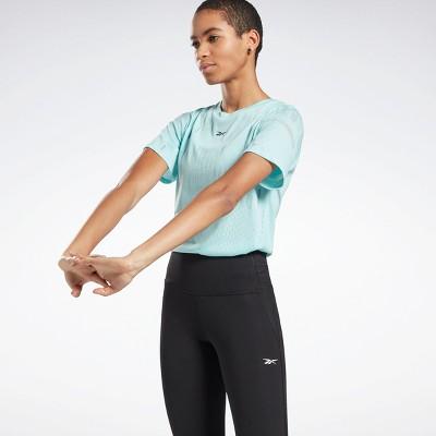 Reebok Burnout T-Shirt Womens Athletic T-Shirts