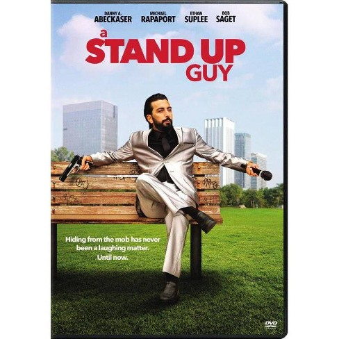 A Stand Up Guy (DVD) - image 1 of 1