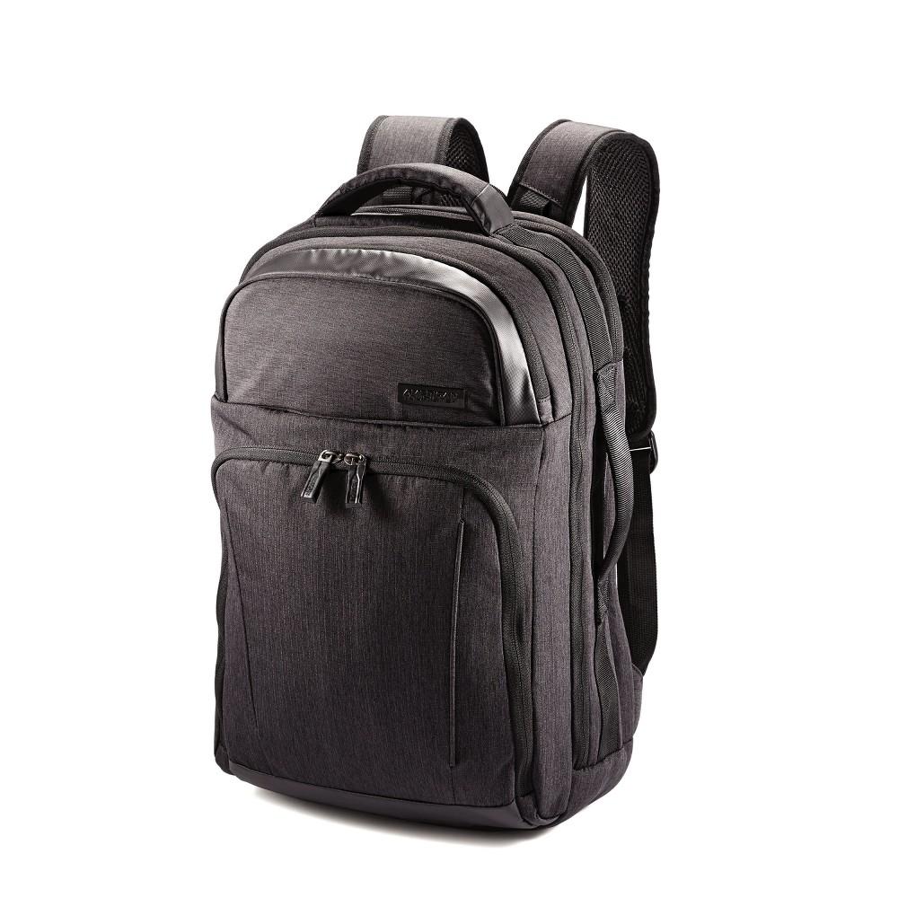 American Tourister 18 Searac Backpack - Grey, Dark Grey
