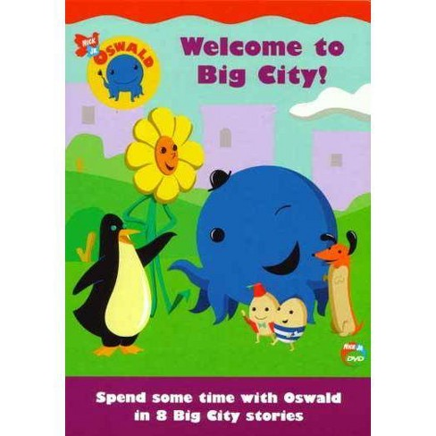 Oswald: Welcome To Big City (DVD) - image 1 of 1