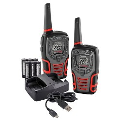 Cobra Two-way Radio Automatic Squelch - Black (CXT545)