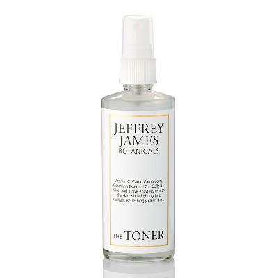 Jeffrey James Botanicals The Toner - 4oz