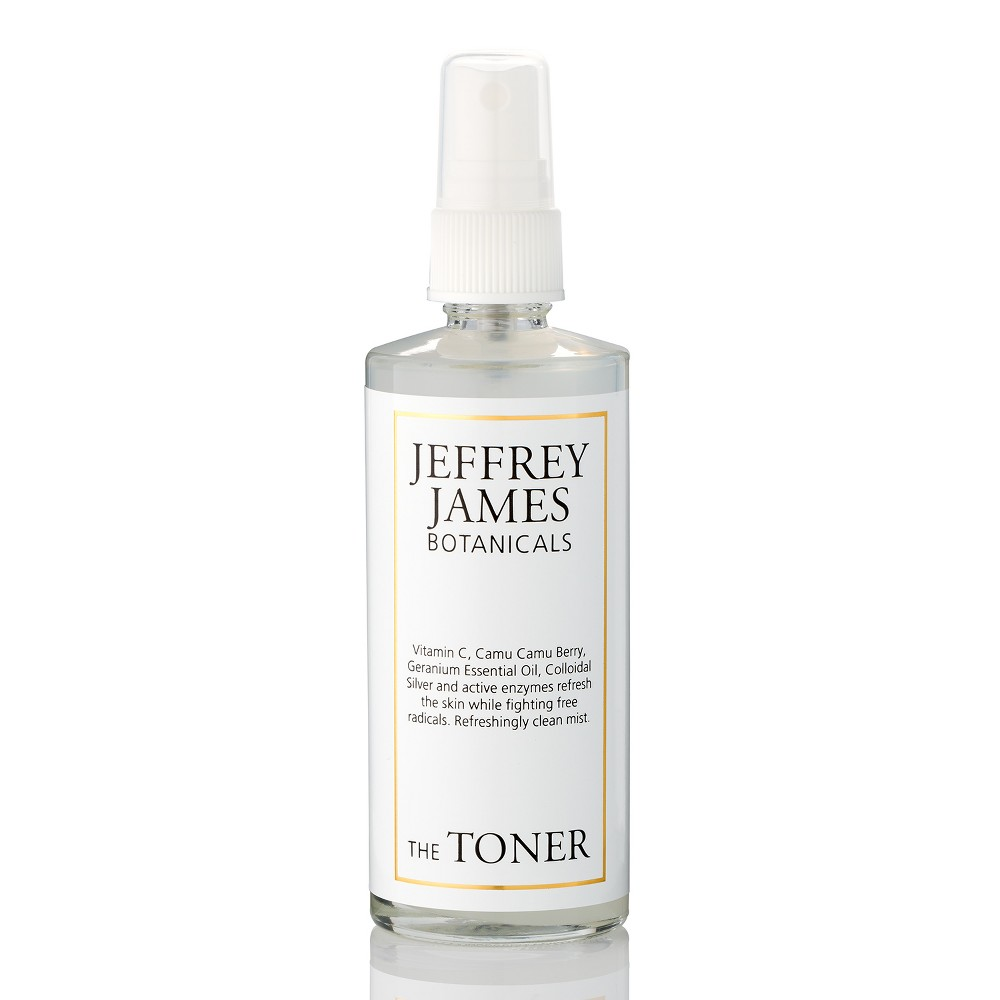 Image of Jeffrey James Botanicals The Toner - 4 oz