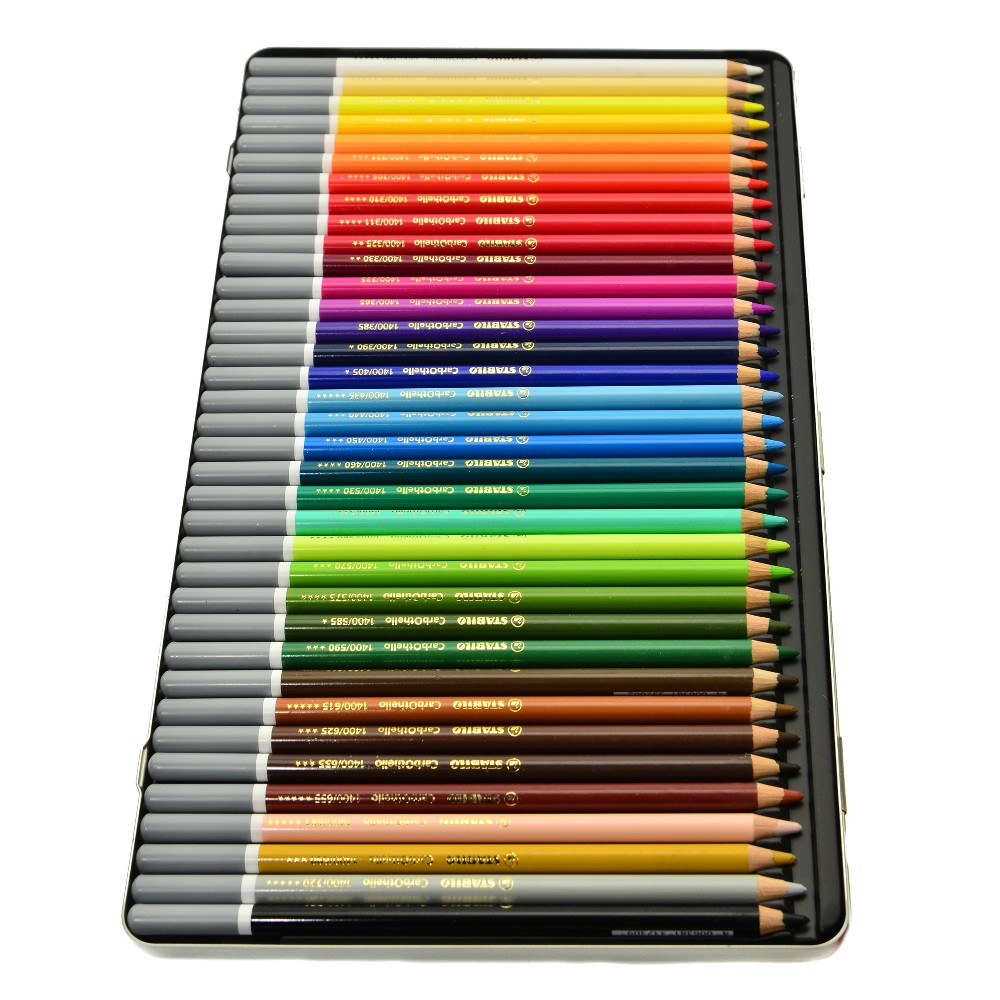 Image of Pastel Pencil Set - Stabilo Carb-Othello 36ct