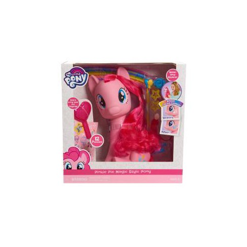 My Little Pony Pinkie Pie Styling Head - image 1 of 3