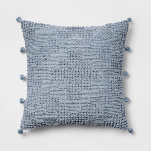 Oversize Chunky Textured Diamond Throw Pillow Opalhouse Target